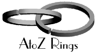 A to Z Rings logo