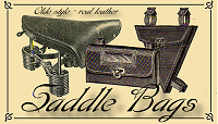 Saddle/Bags logo
