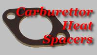Carburettor Heat Spacers